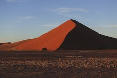 Namib Desert  Namibia Royalty Free Stock Photos