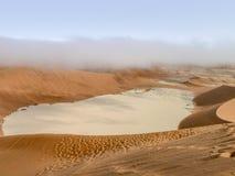 Namib desert in Namibia Stock Photo