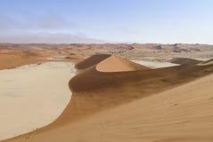 Namib desert in Namibia Stock Image