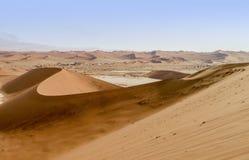 Namib desert in Namibia Royalty Free Stock Image