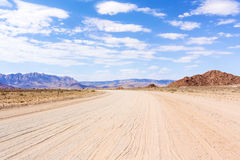 Namib desert near Solitaire Royalty Free Stock Photography