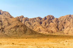 Namib desert near Solitaire Stock Photography