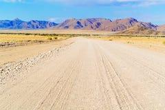 Namib desert near Solitaire Royalty Free Stock Photos