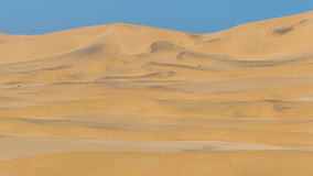 Namib Desert near Swakopmund in Namibia Stock Photography