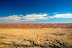 The Namib (Namibia) Royalty Free Stock Photography