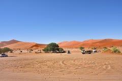 Namib-Naukluft国家公园,纳米比亚,非洲 库存照片