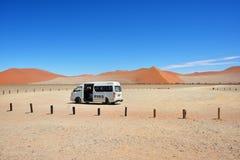 Namib-Naukluft国家公园,纳米比亚,非洲 库存图片