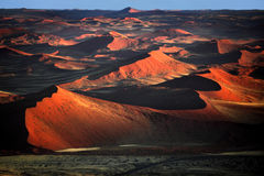 The Namib-Naukluft Desert - Namibia Royalty Free Stock Photo