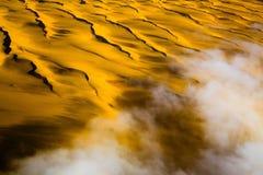 Namib pustynia - kośca wybrzeże Obraz Royalty Free