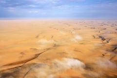 Namib pustynia, Namibia, Afryka Zdjęcia Royalty Free