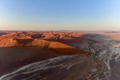 Namib Sand Sea - Namibia Stock Image