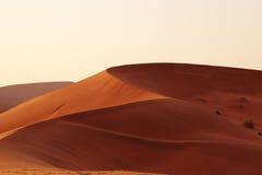 Namibduinen royalty-vrije stock afbeelding