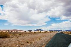 Namibië, Afrika Royalty-vrije Stock Foto