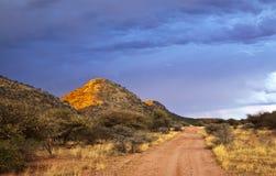 Namibia Arkivfoton