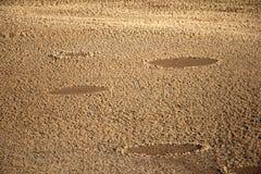 Namibia cirklar Arkivfoto