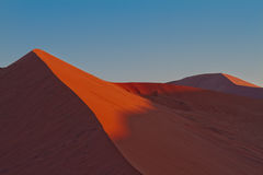 Namibia desert. In south africa Stock Image