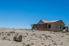Namibia - Diamond Area - Sperrgebiet Royalty Free Stock Photos