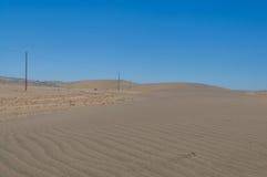 Namibia - Diamond Area - Sperrgebiet Stock Photography