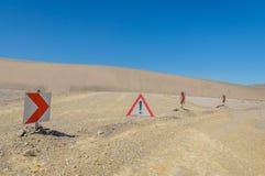 Namibia - Diamond Area - Sperrgebiet Stock Image