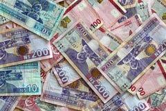 Namibia-Dollar Stockbild