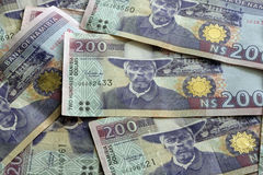 Namibia Dollars stock photos