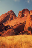 Namibia mountains Royalty Free Stock Photography