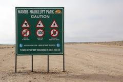 Namibia - Namib-nuakluft National Park Royalty Free Stock Photography