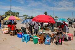 Namibia - Opuwo - Kunene region Stock Photography