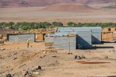 Namibia - Orange River Stock Photo