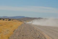 Namibia - Palmwag - Damaraland Royaltyfria Foton