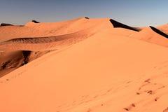 Namibia piaska diuny Fotografia Stock
