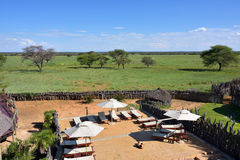 Namibia podróż, Afryka Obraz Royalty Free