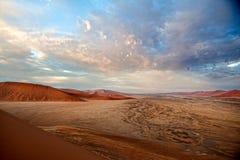 Namibia pustynia, Afryka Obraz Royalty Free