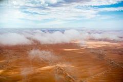 Namibia pustynia, Afryka Zdjęcia Royalty Free