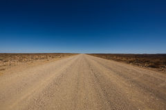 Namibia road Royalty Free Stock Images