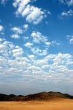 Namibia sky Stock Photography