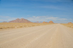 Namibia - Spitzkoppe Royalty Free Stock Photo