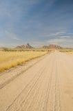 Namibia - Spitzkoppe Stock Photo