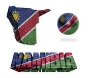 Namibia Symbols Stock Images