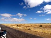 Namibian landscape Stock Image
