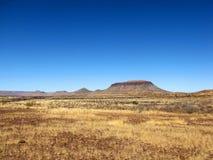 Namibian landscape Stock Photos