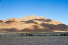 Namibian landscape Royalty Free Stock Photos