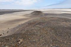 Namibian landscape. Image of desert namibian landscape Royalty Free Stock Photo