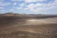 Namibian landscape. Image of desert namibian landscape Stock Photo