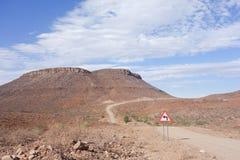 Namibian landscape. Image of Namibian landscape, Africa Royalty Free Stock Photo