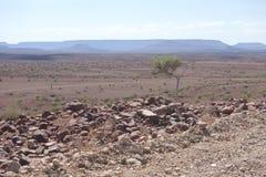 Namibian landscape. Image of Namibian landscape, Africa Royalty Free Stock Photography