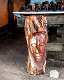 Namibian masker, Afrika Royalty-vrije Stock Fotografie