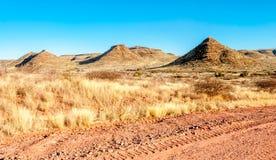 In Namibian Nature Stock Photos