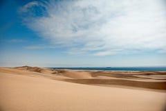 Namibian Woestijn, Afrika Stock Afbeeldingen