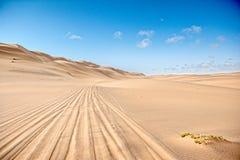 Namibian Woestijn, Afrika Royalty-vrije Stock Afbeeldingen